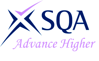 sqa advance higher logo
