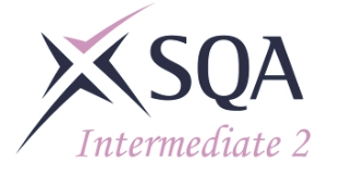 sqa intermediate 2 logo