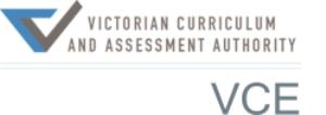 vcaa VCE logo