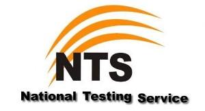 NTS Test logo